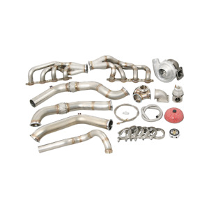 Cxracing V2 T76 Turbo Header Manifold Kit For 82 92 Camaro Ls1 Lsx Swap
