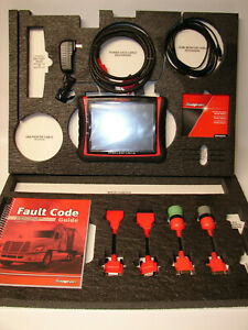 New Snap On Pro Link Ultra Eehd184040 Diagnostic Scan Tool Kit