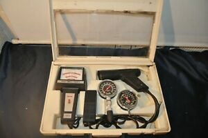 Vintage Peerless Cobra Gt Point Tach Dwell Tester