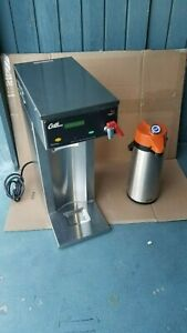 Curtis D500gt63a000 Automatic Airpot Coffee Brewer No Brew Cone