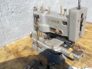 Industrial Sewing Machine Model Singer 175 62 Button Sewer tacker