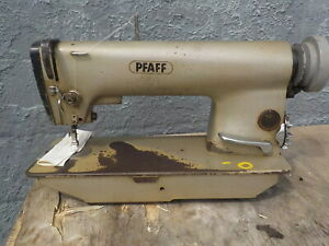 Industrial Sewing Machine Pfaff 461 Needle Feed Single Needle light Leather