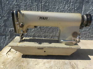 Industrial Sewing Machine Pfaff 467 Top Feed Single Needle light Leather
