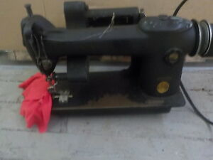 Industrial Sewing Machine Singer 241 12 With Ruffler One Needle