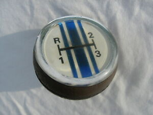 Early 1968 Mustang Fairlane 1 2 20 3 Speed Shifter Handle Knob 1966 1967