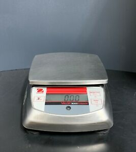 Ohaus Valor 3000 Xtreme W Balance 3kg Scale 6 6lbs V31xw3