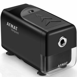 Heavy Duty Pencil Sharpener Afmat Electric Pencil Sharpener Auto Stop