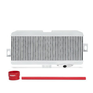 Mishimoto Top Mount Intercooler Tmic Silver Core W Red Hose 08 Sti