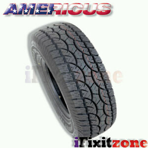 1 Americus At 265 70r17 115t All Terrain Performance Tires