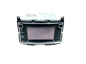2013 2015 Toyota Venza Stereo Touch Screen Radio 59037 Non Jbl Oem 86140 0t080