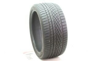 Used 295 35zr21 Continental Extremecontact Dws06 107y 6 32