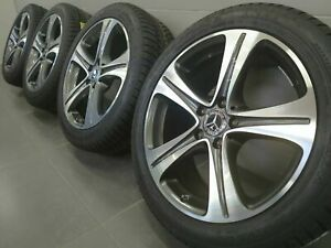 18 Inch Winter Tyres Mercedes E Class A2134011400 W213 A238 Coup C238