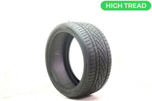 Used 265 35zr20 Continental Extremecontact Dws06 99y 9 32