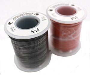 Solid Hook Up Wire 100ft Spool Of 22 Awg Solid Tinned Copper Wire