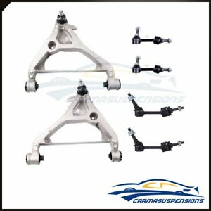 Fits Ford Expedition Front Rear Sway Bar Lower Control Arm Suspension Kit