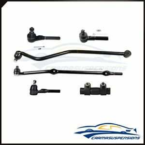Fits 1993 1998 Jeep Grand Cherokee 4 0l 6x Front Steering Tie Rods Track Bar