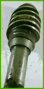 Aa1776r A2125r John Deere A Steering Shaft With Worm Gear And S w Nut Usa