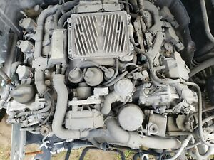 2008 2009 Mercedes Benz C300 3 0l Awd Engine Assembly
