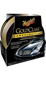 Meguiars Gold Class Carnauba Plus Premium Paste Wax 11 Oz Megg 7014