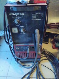Snap on Welder Ya212a industrial Mig Unit