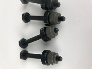 Heidelberg Gto46 Gto52 Plate Clamps Screws With Adjustment Gauge For Gto Qty 4