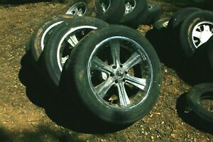 22 Inch Rims And Toyo Proxes St 305 X 45 Tires 8 Other Tires