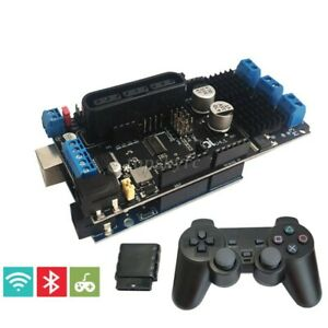 Arduino Motor Driver Ps2 Joystick Uno Development Board For Smart Car Sztop