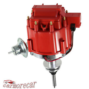 Hei Distributor 273 318 340 360 65k Coil For Chrysler Dodge Plymouth V8 Engines