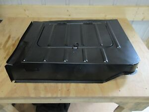 Willys Jeep Tool Box Assembly With Lid 1954 1975 Cj5 M38 M38a1