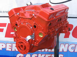 Chevy 283 280 Hp High Performance Balanced Crate Engine Chevrolet