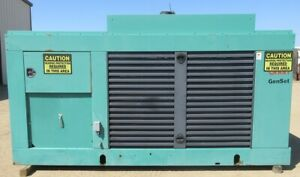 350 Kw Cummins Onan Diesel Generator Genset Nta 855 g3 Load Bank Tested