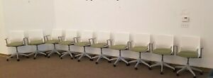 Lot Of 10 Office Chairs