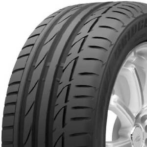 Bridgestone Potenza S 04 Pole Position P255 45r18 99y Bsw Summer Tire