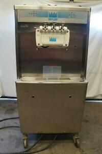 Taylor Commercial 1 Or 3 Flavor Twist Soft Serve Ice Cream Machine Model 754 33