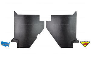 1964 1965 Ford Falcon Ranchero Mercury Comet Kick Panels Rf100b