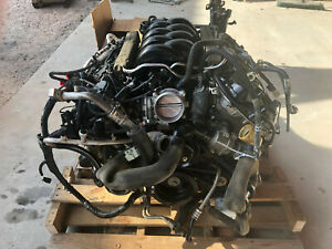 2015 F150 5 0 4x4 Complete Engine 6 Speed Auto Pull Out 88k Miles Coyote