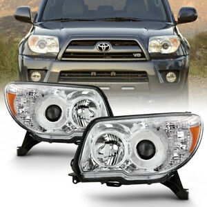 left right Side factory Style Projector Headlight Lamp For 06 09 Toyota 4runner