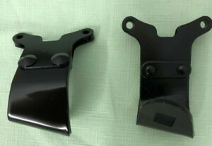 1935 36 Ford Pickup Truck Horn Brackets Pair