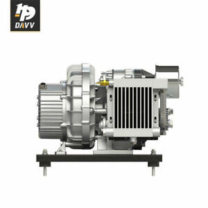 Vehicle Dry Scroll Vacuum Pump 4 6kw Car Modification 5 5hp Scroll Compressor