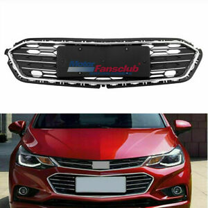 1pc Replacement Part Front Bumper Lower Grille For Chevrolet Cruze 2016 2018 Us