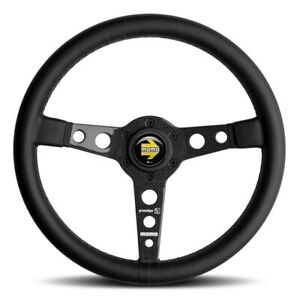 Momo Steering Wheel Leather Prototipo Carbon 350mm Vprot6c350bk