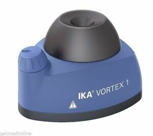 New Ika Vortex 1 Orbital Shaker 1000 2800 Rpm Variable Speed 4047700