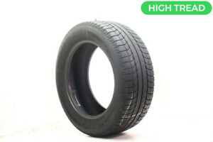 Used 255 55r18 Michelin Latitude X ice Xi2 109t 8 32