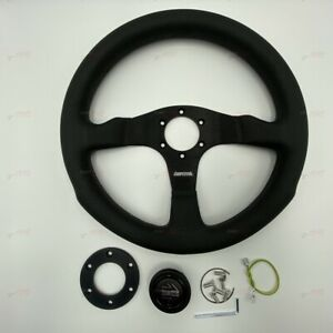 Momo Competition Leather Steering Wheel 350mm 100 Genuine Momo 11108365211l