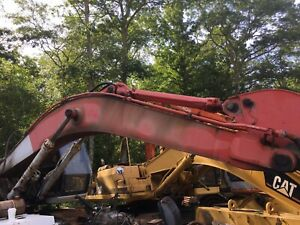 Link Belt 4300 4300q Hydraulic Excavator Boom Free Ship W 25 Miles Only