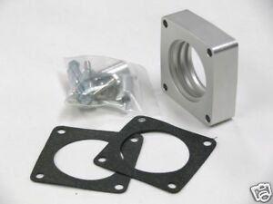 Obx Throttle Body Spacer 99 04 For Jeep Grand Cherokee Wj