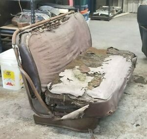 1947 1953 Chevy Chevrolet Pickup Bench Seat Frame Shipping Included