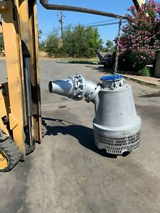 Flygt 2250 High Head Submersible Pump Godwin Gorman Rupp