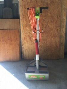 Wand Water Extractor self Propelled Weighted Exctractor