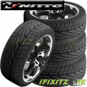 4 Nitto Neo Gen All Season Ultra High Performance 205 40zr17 84w 280aaa Tires